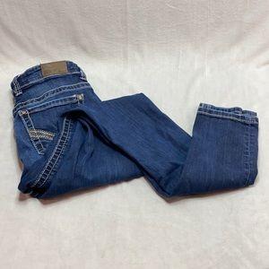BKE Payton Medium wash jeans 27L
